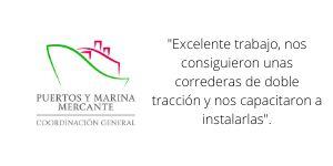 Testimonial Marina Mercante